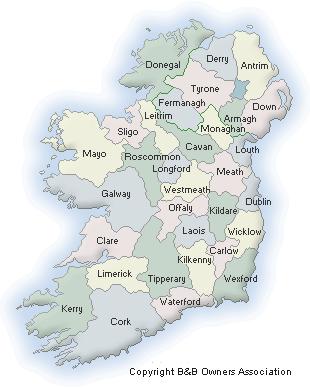 Cavan Meath Lough /& Monaghan